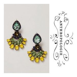 Zizi Petal Works Drop Earrings